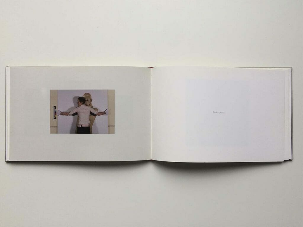 Sandra Ackermann, 2001-2005, Hardcover, 96 Pages