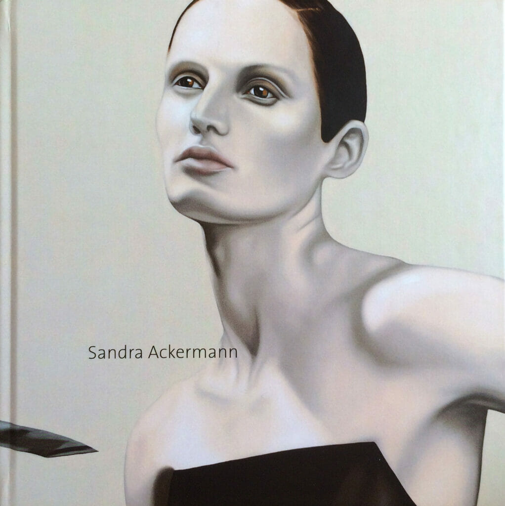 Sandra Ackermann, Wasteland, Hardcover, 80 Pages